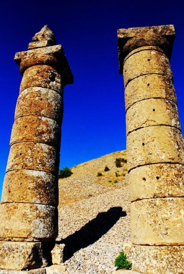 nemrut ruins