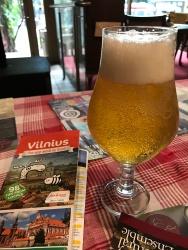 Beer at Vilnius