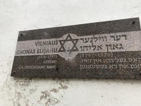 Vilnius Jewish Ghetto